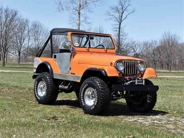 Picture of '73 CJ5 4×4 - NB3O