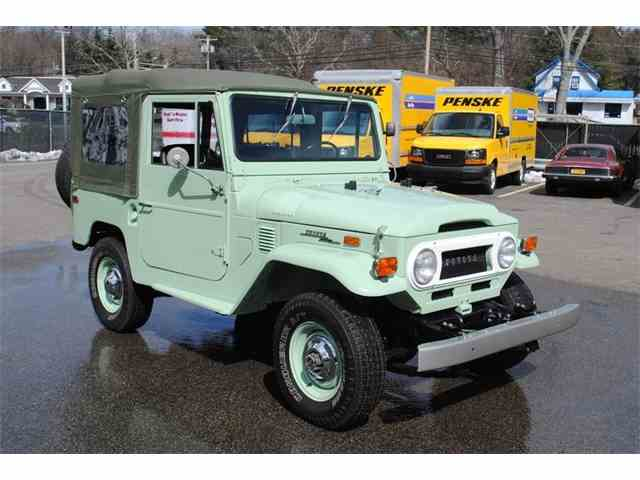 Picture of '71 Land Cruiser FJ - NB3X