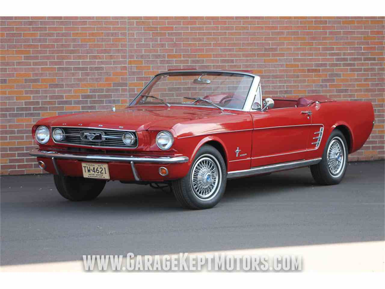 1966 ford mustang for sale cc 1080075 for Fox motors grand rapids ford