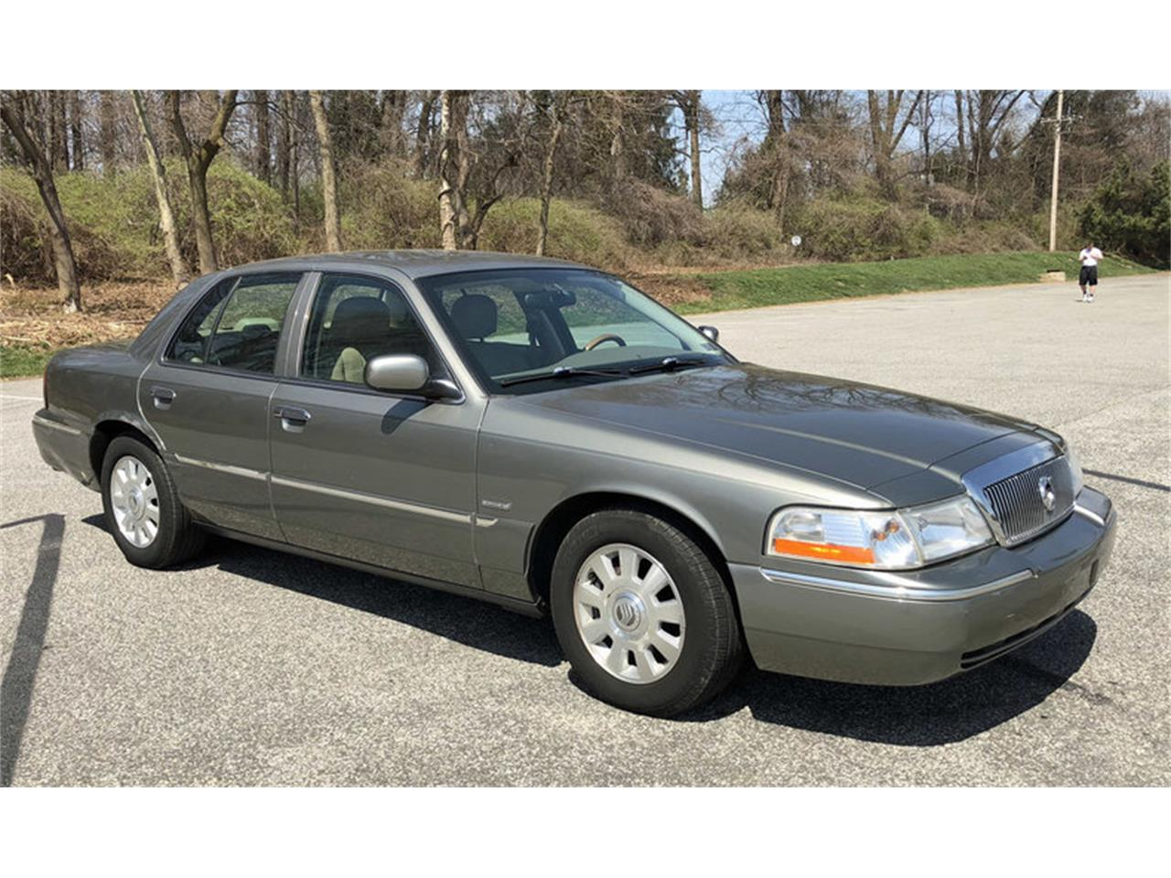 2004 Mercury Grand Marquis For Sale