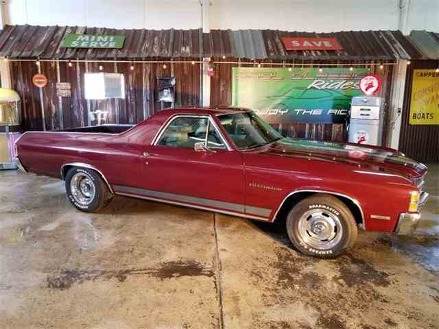 Picture of Classic 1971 El Camino - $15,700.00 Offered by  - NB4L
