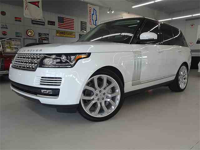 Picture of '14 Range Rover - NB4W