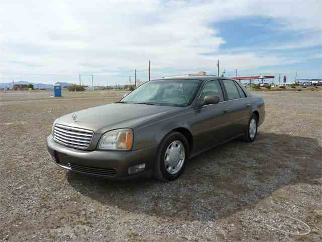 Picture of '00 Cadillac DeVille located in California - $2,999.00 - NB56