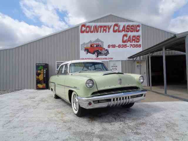 Picture of Classic '52 Mercury 2-Dr Coupe located in Staunton Illinois - $16,250.00 - NB5B