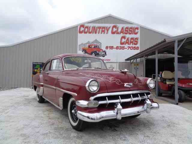 Picture of Classic '54 Chevrolet 210 - NB5C