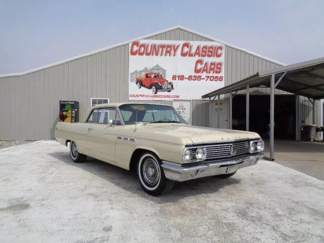 Picture of '63 LeSabre - NB5E