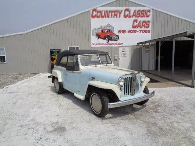 Picture of '49 Jeepster - NB5K