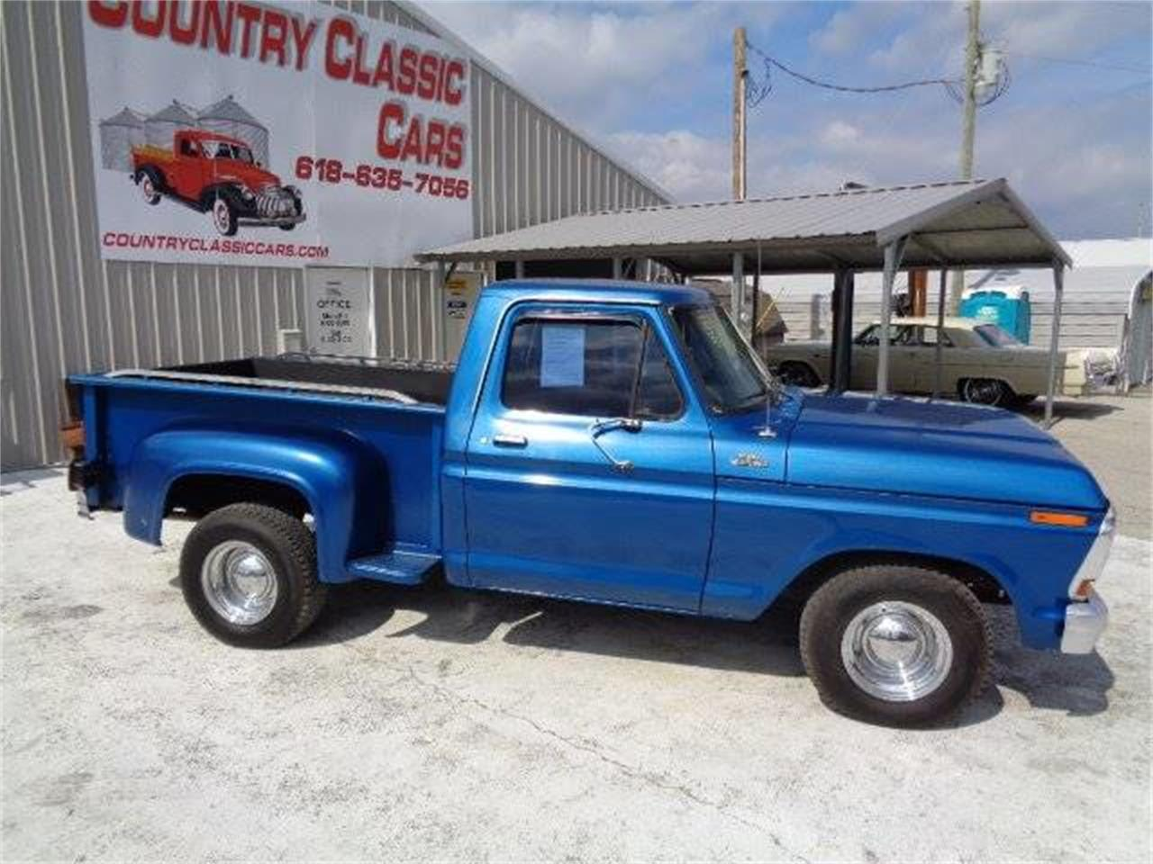 Large Picture of '79 F100 - NB5M