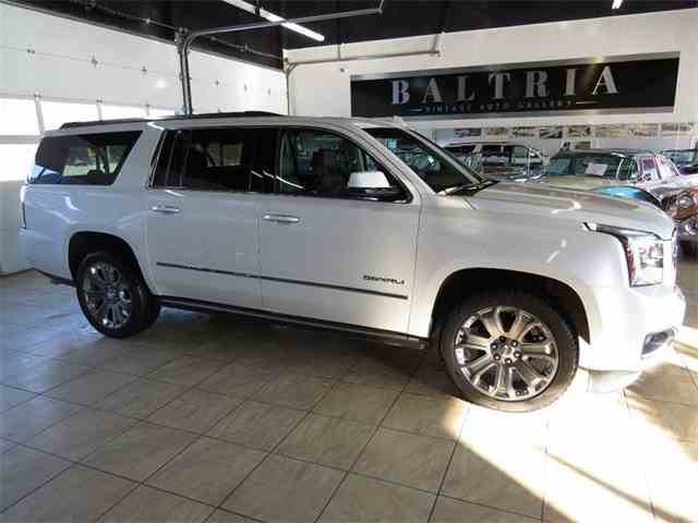 Picture of 2016 GMC Yukon - $52,541.00 Offered by Baltria Vintage Auto Gallery - NB5Z