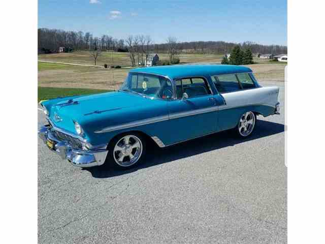 Picture of 1956 Nomad - $69,900.00 Offered by Eric's Muscle Cars - NB6H