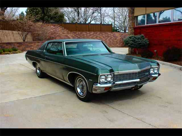 Picture of 1970 Chevrolet Impala located in Greeley Colorado Offered by Conquest Classic Cars - NB6L