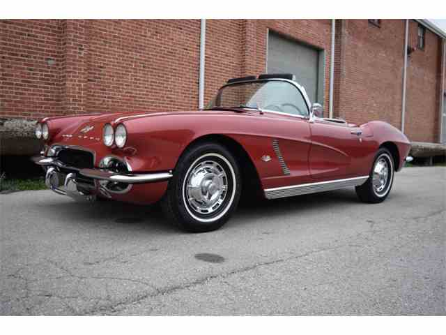 Picture of Classic '62 Chevrolet Corvette - $59,999.00 Offered by Vintage Vettes, LLC - NB6M
