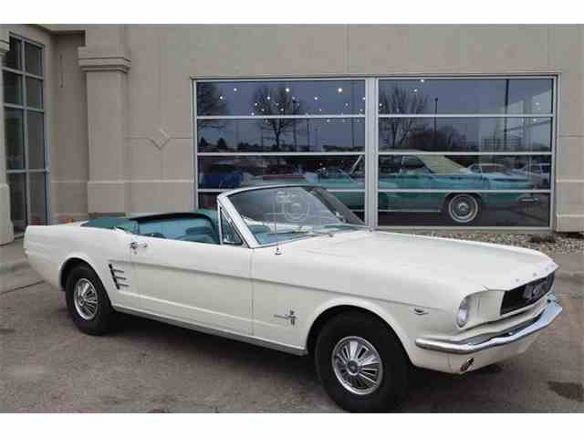 Picture of '66 Mustang - NB6O