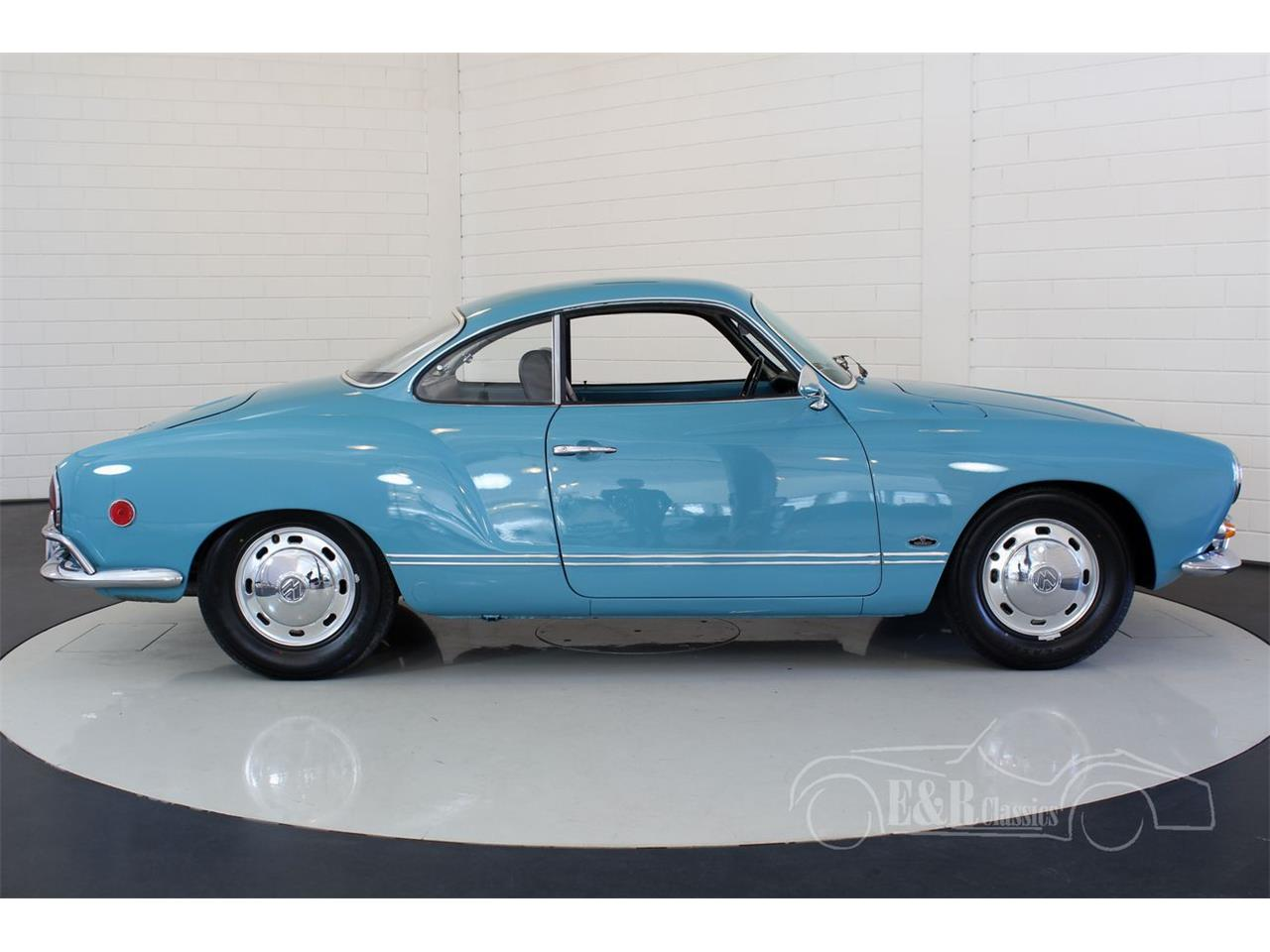 Large Picture of '68 Karmann Ghia - NB7J