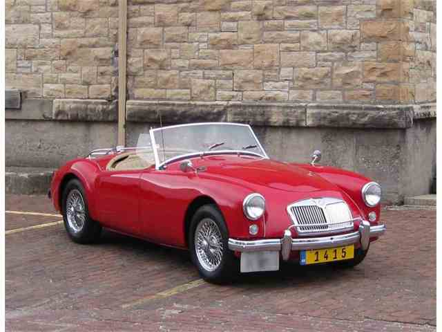 Picture of '59 MGA - NB7R