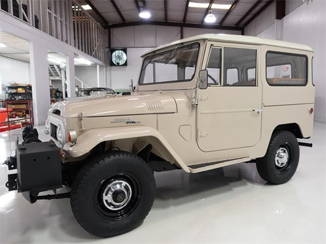 Picture of '67 Land Cruiser FJ40 - NB7V