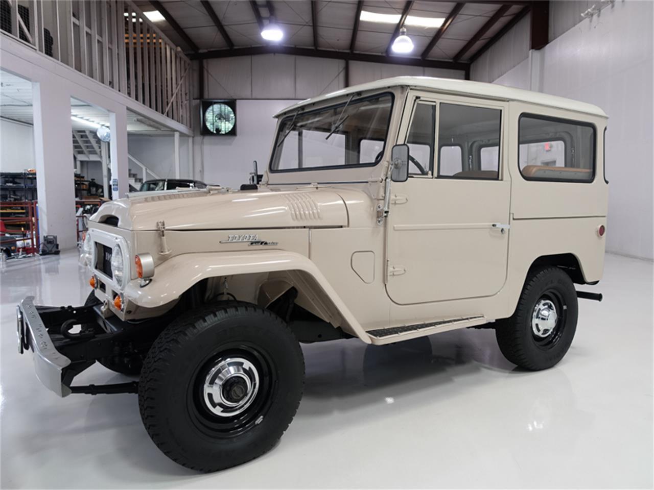 1967 Toyota Land Cruiser Fj40 For Sale Classiccars Com Cc 1087627