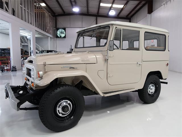 Picture of 1967 Toyota Land Cruiser FJ40 located in St. Louis Missouri - $49,900.00 - NB7V