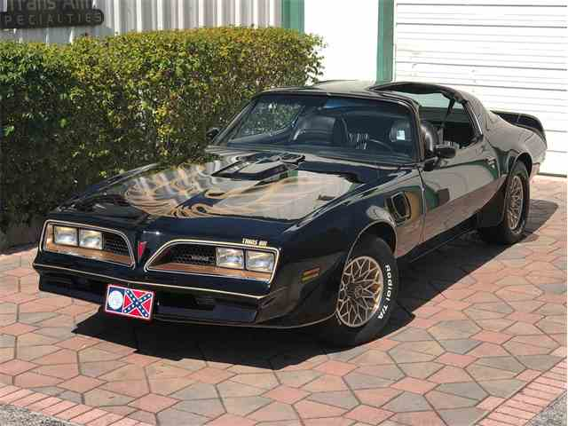 Picture of '77 Firebird Trans Am - NB87