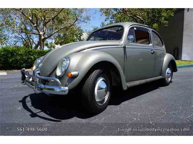 Picture of '58 Beetle - NB8F