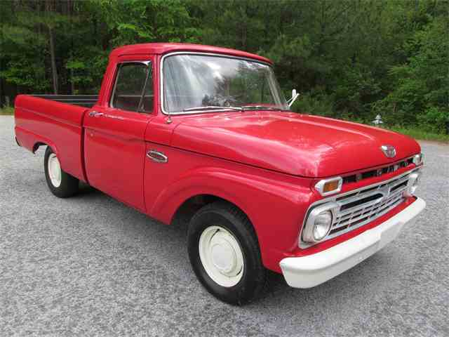 Picture of '66 F100 - NB8G