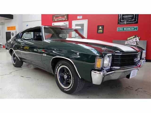 Picture of Classic '72 Chevrolet Chevelle SS Offered by Klemme Klassic Kars - NB8O