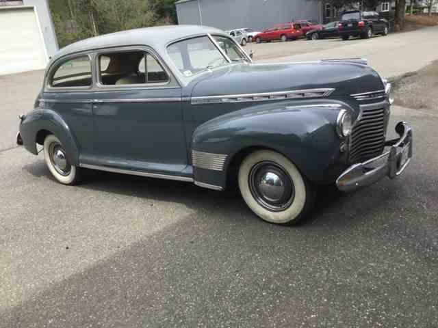 Picture of Classic '41 Chevrolet Special Deluxe located in Washington - $16,500.00 Offered by Jim's Classic Garage - NB8U