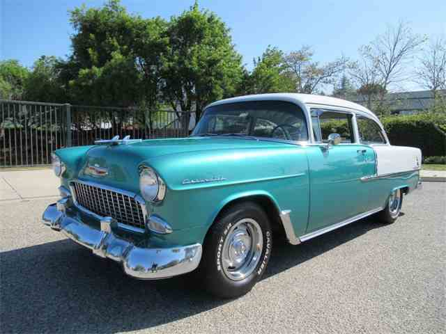 Picture of 1955 Chevrolet 210 - $31,900.00 Offered by California Cars - NB91