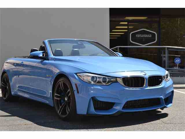 Picture of 2015 M4 located in California - $49,980.00 Offered by  - NB92