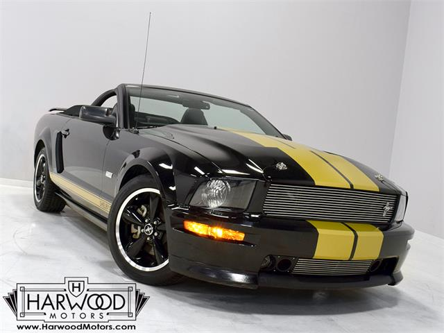 Picture of '07 Mustang - NB9F