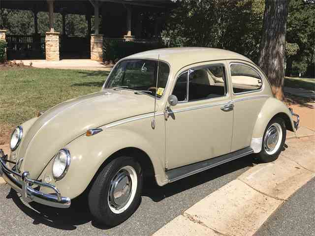 Picture of Classic '66 Volkswagen Beetle located in North Carolina - $15,950.00 Offered by a Private Seller - NB9G