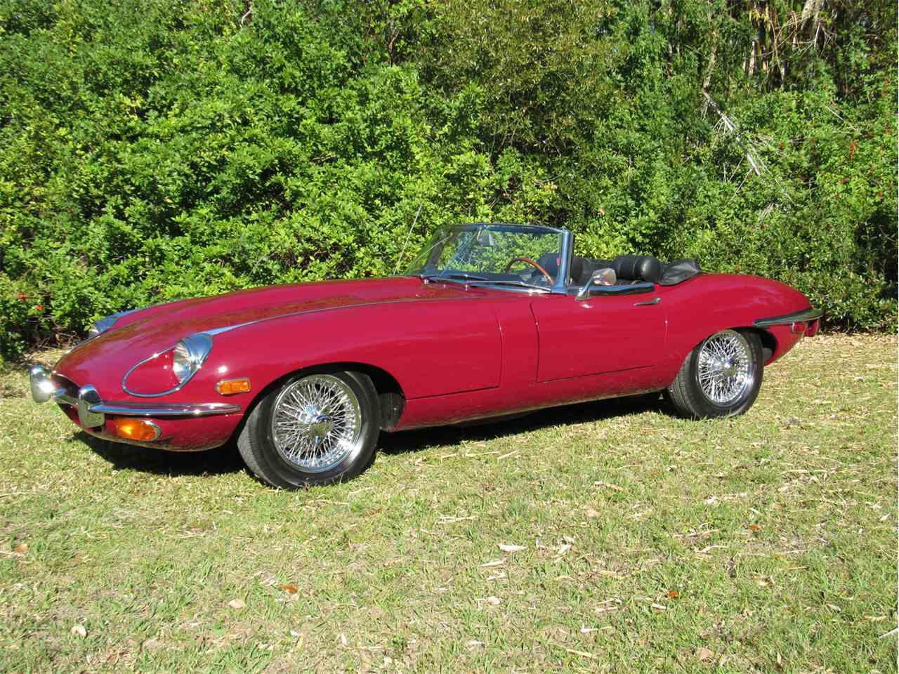 1969 Jaguar E-Type for Sale | ClassicCars.com | CC-1087685