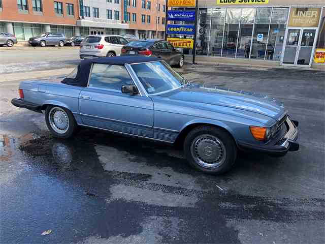 Picture of '78 450SL - NB9L
