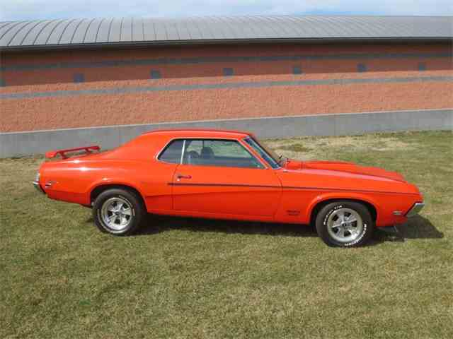 Picture of '69 Cougar - N5XD