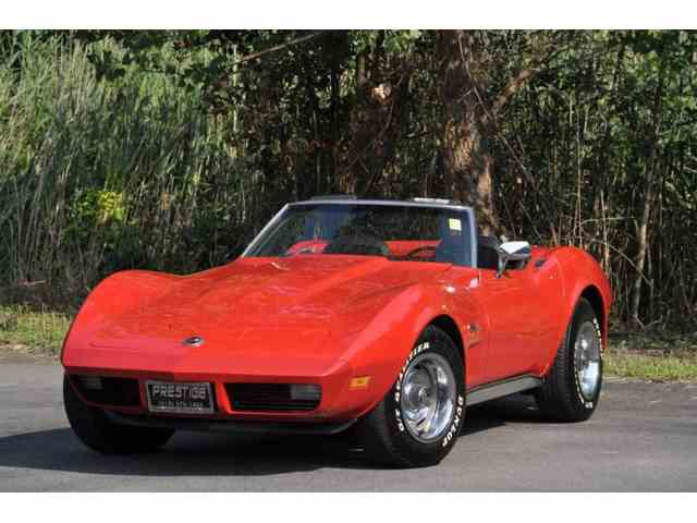 Picture of '74 Corvette - NB9O