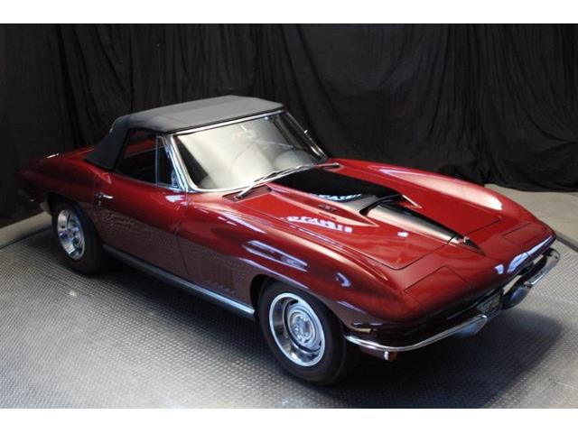 Picture of Classic 1967 Chevrolet Corvette Auction Vehicle - NBAB