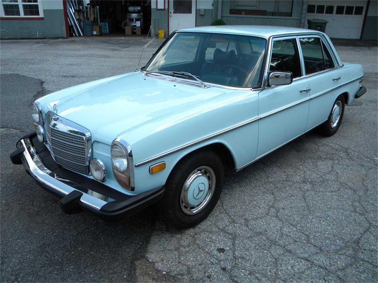 Large Picture of '74 280 Auction Vehicle Offered by Carlisle Auctions - N5XG
