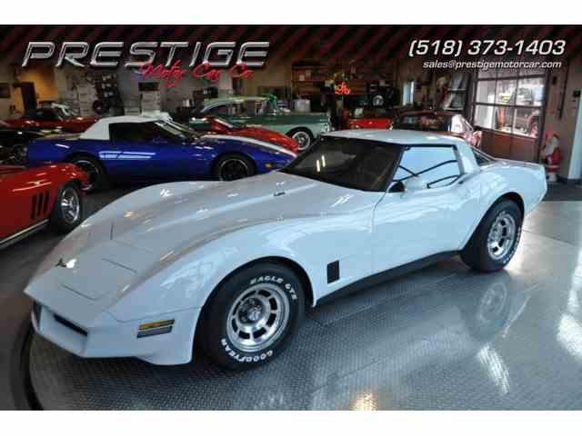 Picture of '81 Corvette - NBAG