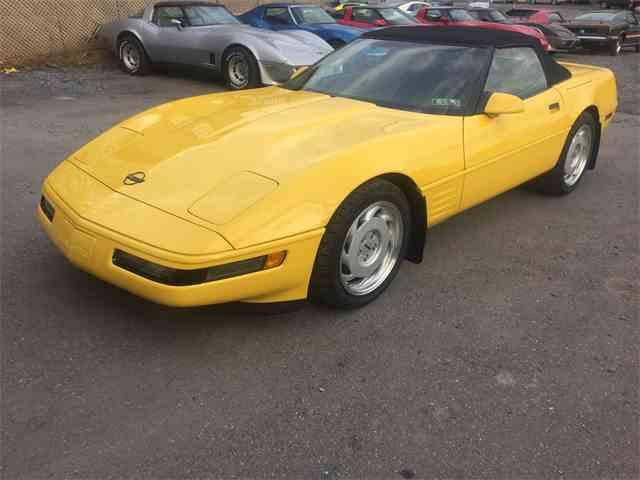 Picture of '92 Corvette - NBBG