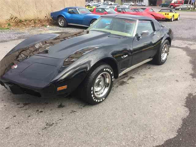 Picture of '76 Corvette - NBBJ