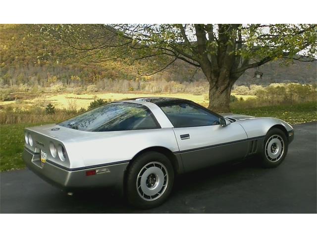 Picture of '84 Corvette - NBBL