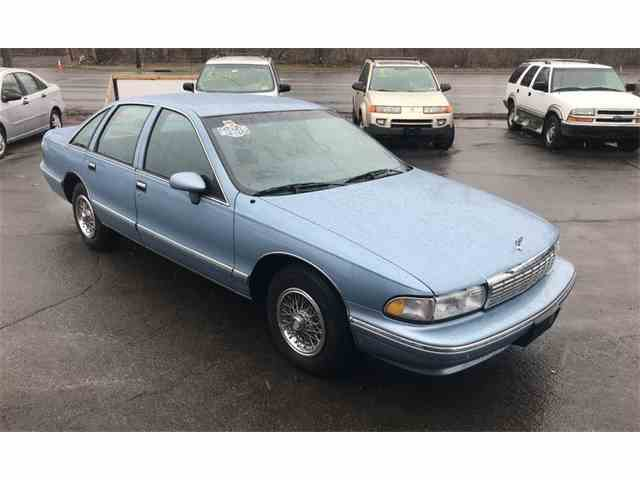 Picture of '93 Caprice - N5XL