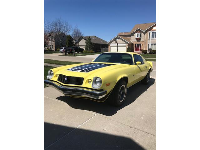 Picture of '74 Camaro Z28 - NBBZ