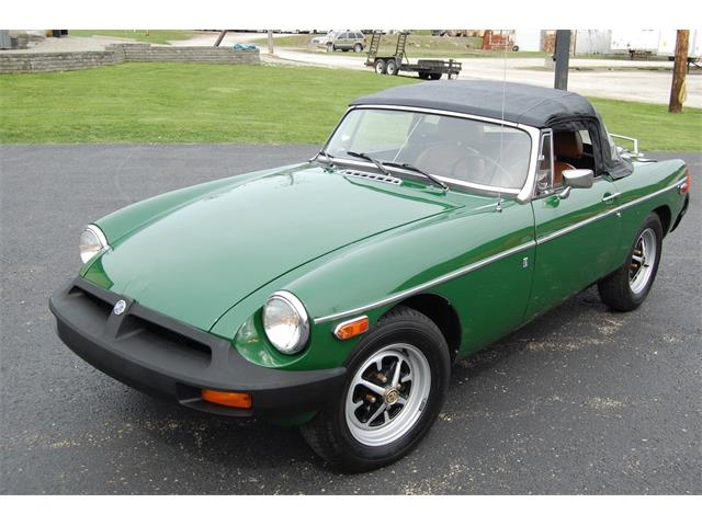 Picture of '77 MGB - NBC2