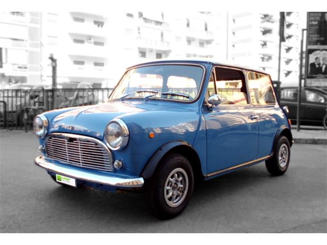 Picture of '71 Mini MK2 - NBC8
