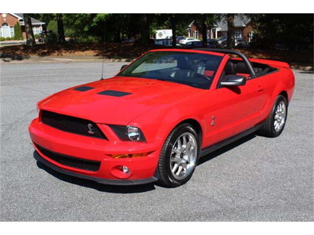 Picture of '07 Shelby GT500  - NBCF