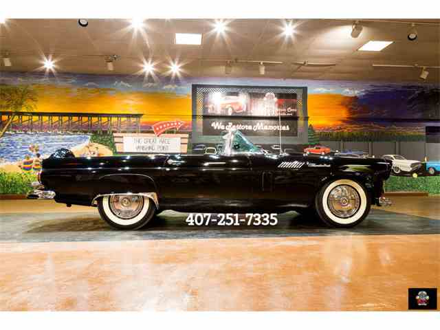 Picture of '56 Thunderbird located in Orlando Florida - $29,995.00 - N5E6