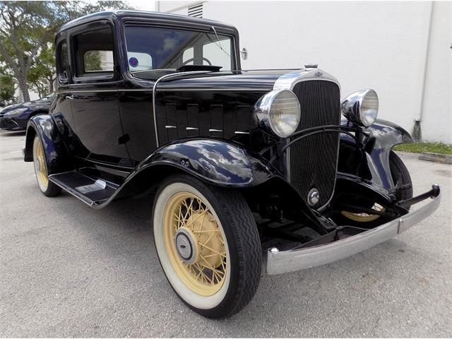 Picture of Classic '32 Chevrolet Deluxe Business Coupe - $18,500.00 - NBCU