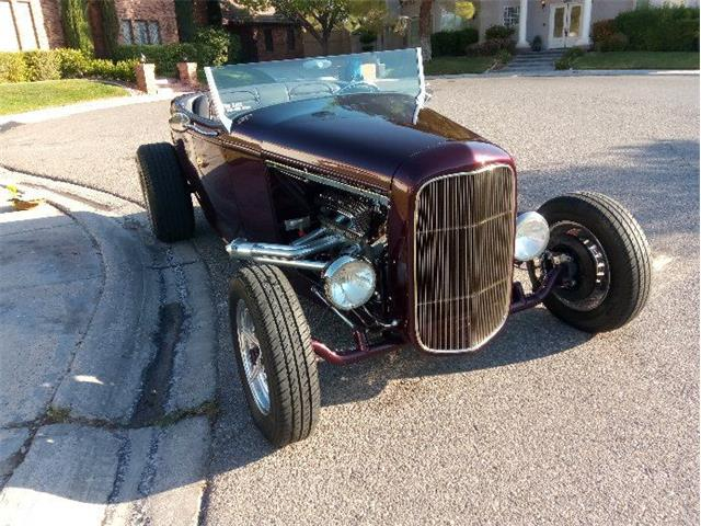 Ford Roadster Thumb