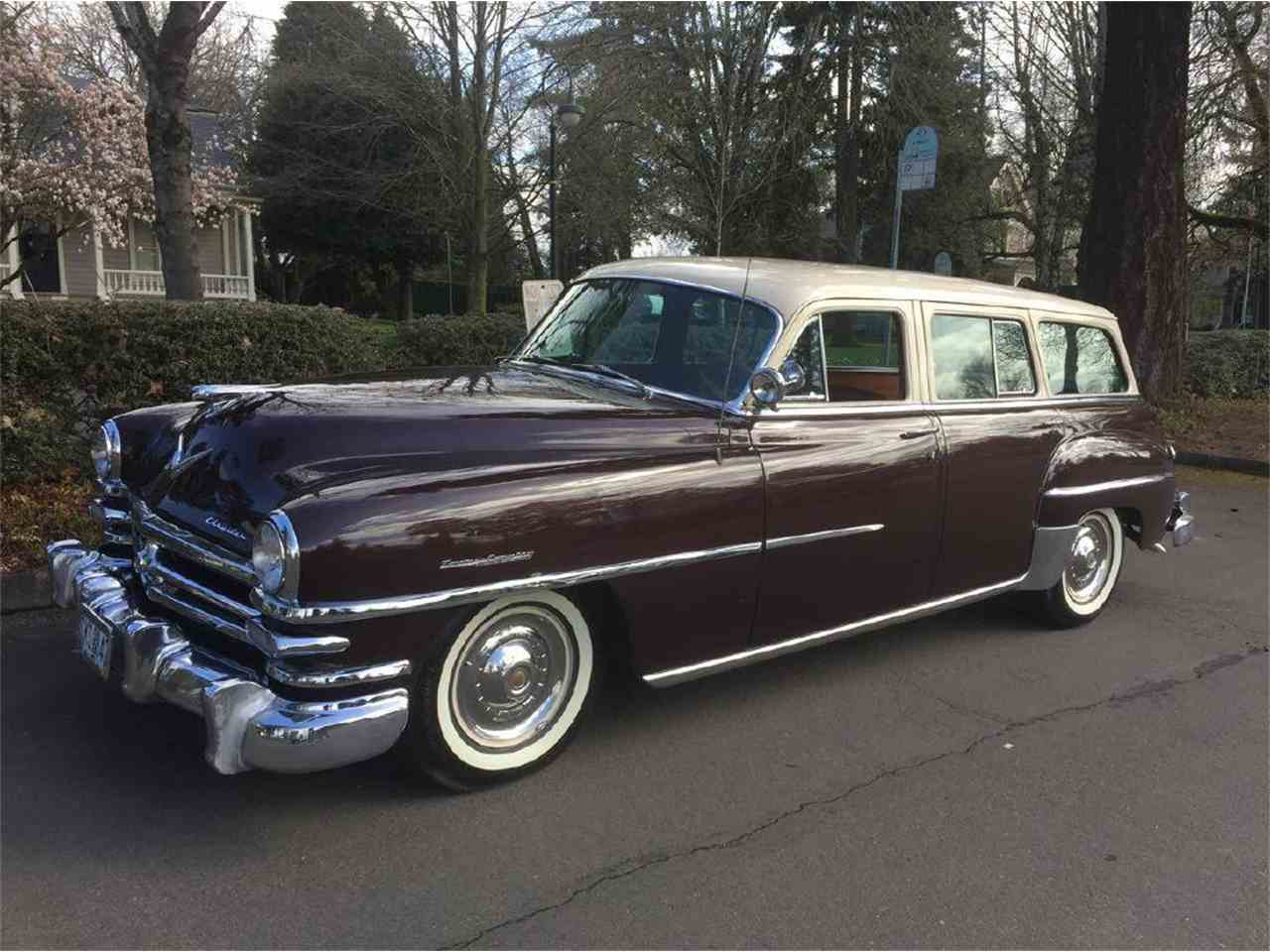 1953 chrysler town country for sale. Black Bedroom Furniture Sets. Home Design Ideas